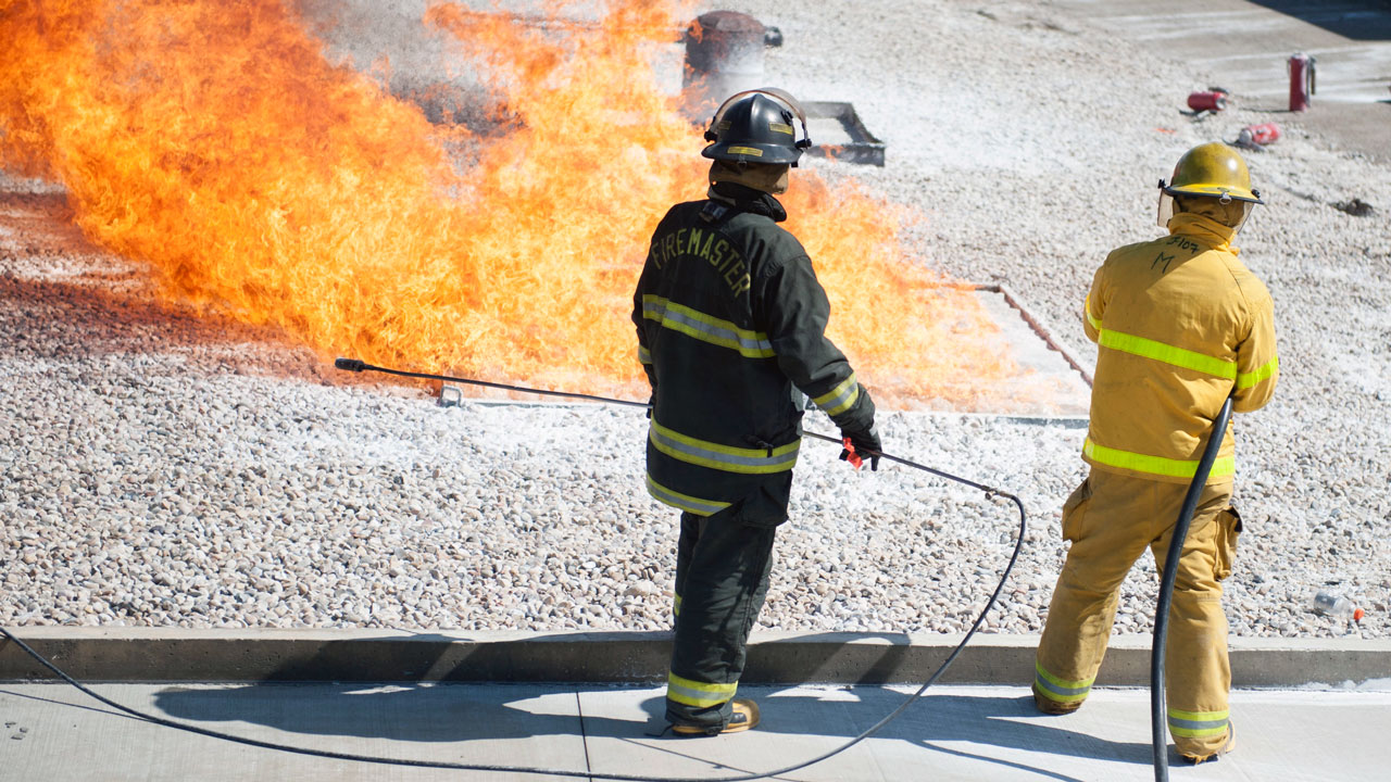 Fixed Fire Systems Applications